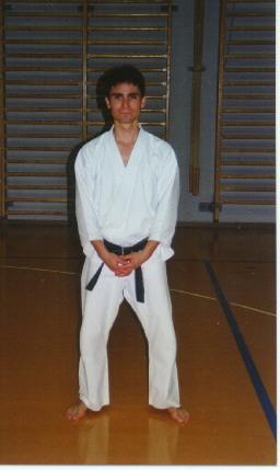 GUILLÉN ALEX - 5. DAN SSK - Istruttore principale e fondatore di Ticino Shotokan