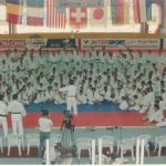 1993 - Suisse Shotokan Symposium...celebrando 25 anni....