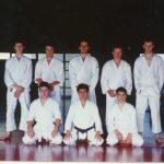 1995 - Maggio - Kyu Test Ticino Shotokan.