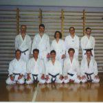 2000 - Sei di questi membri partiranno per l'America nell'agosto del 2000 per l'innaugurazione del Shotokan Ohshima Dojo.