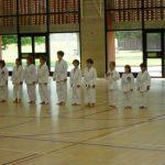 2003 - Esibizione Gruppo bambini alla SAG
