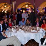 2016 - Membri SSK e TSK durante la cena di gala organizzata per i festeggiamenti dei 60 anni di SKA a Santa Barbara