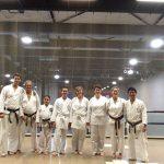 2018 - Primo allenamento dell'anno di TSK presso il Centro Sportivo di Tenero